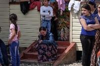 Плеханово, итоги дня: В таборе принудительно снесли первые 10 домов, Фото: 27