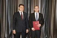 Вручение Благодарственного письма Президента Российской Федерации Михаилу Чикину, Фото: 56