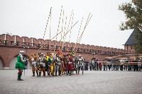 Средневековые маневры в Тульском кремле. 24 октября 2015, Фото: 109