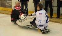 «Матч звезд» по следж-хоккею в Алексине, Фото: 21