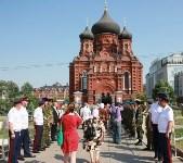 В Тулу доставлен ковчег с мощами Георгия Победоносца, Фото: 2