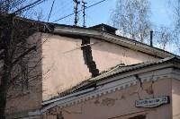 На ул. Октябрьской развалился дом, Фото: 12