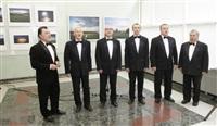 Открытие фотовыставки «Руси великое начало» в Москве, Фото: 13