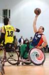 Чемпионат России по баскетболу на колясках в Алексине., Фото: 18