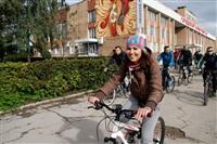 По центральным улицам Тулы прошел велопробег, Фото: 65