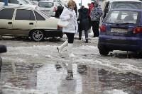 """""""Потоп"""" в Туле 2 марта 2016 года, Фото: 12"""