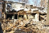 Снос дома на пересечении ул. Гоголевской и Свободы. 5.02.2015, Фото: 6