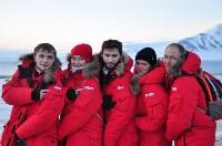 Алексинец достиг Северного полюса Алексей Маслаков, Фото: 12