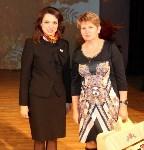 Юрий Андрианов поздравил тулячек с Днем матери, Фото: 24