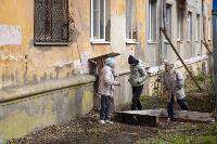 Почему до сих пор не реконструирован аварийный дом на улице Смидович в Туле?, Фото: 22
