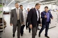 В Богородицке Алексей Дюмин посетил ООО «Завод №423», Фото: 16