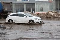 Потоп на ул. Рязанской и Восточном обводе, Фото: 21