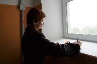 Алексей Дюмин посетил дом в Ясногорске, восстановленный после взрыва, Фото: 4