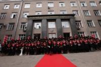 Вручение дипломов магистрам ТулГУ. 4.07.2014, Фото: 218