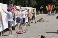 Молодые туляки попытали свои силы на конкурсе граффити, Фото: 15