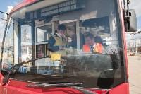 Конкурс водителей троллейбусов, Фото: 69