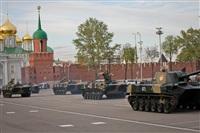 Вторая генеральная репетиция парада Победы. 7.05.2014, Фото: 40