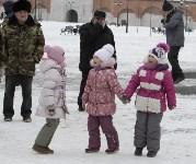 Новогоднее представление в Тульском кремле, Фото: 1