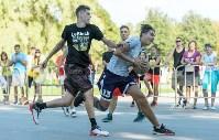 В Центральном парке Тулы определили лучших баскетболистов, Фото: 57