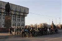 Велосветлячки в Туле. 29 марта 2014, Фото: 21