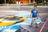 3D-граффити в Центральном парке, Фото: 7