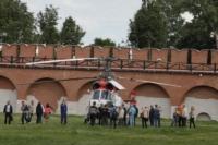 Установка шпиля на колокольню Тульского кремля, Фото: 48