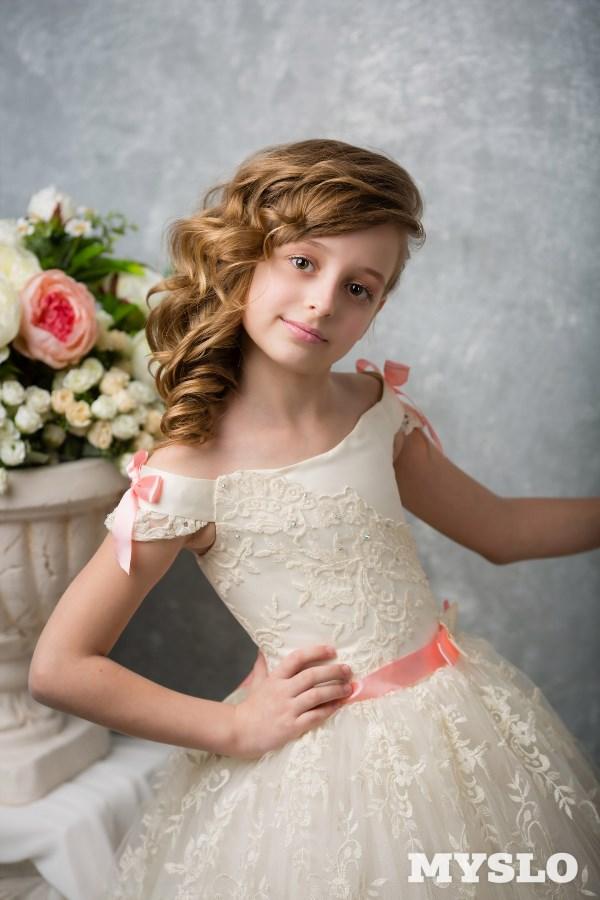 Анастасия Чадаева, 8 лет