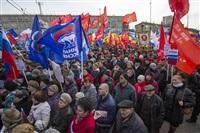 Митинг в Туле в поддержку Крыма, Фото: 20