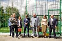 Открытие нового футбольного поля, Фото: 22