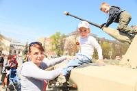 День Победы: гуляния на площади Победы. 9 мая 2015 года, Фото: 38