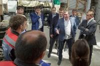 Губернатор посетил Мираторг, Фото: 24
