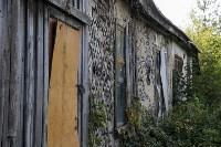 В Щекинском районе аварийный дом грозит рухнуть в любой момент, Фото: 3