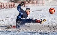 Снежный футбол по-тульски, Фото: 20