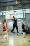 Тульские волейболистки готовятся к сезону., Фото: 27