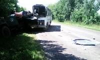 ДТП с пассажирским автобусом в Узловском районе, Фото: 3
