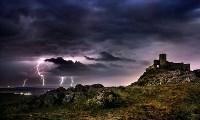 Крепость Энисала, Румыния, Фото: 4