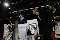 Репетиция в Тульском академическом театре драмы, Фото: 79