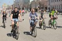 В семейном велопараде приняли участие сотни туляков , Фото: 63
