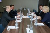 Алексей Дюмин выступил на форуме АСЕАН в Сочи, Фото: 5