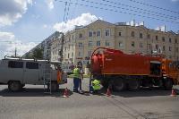 Прочистка ливневок на Красноармейском проспекте, Фото: 4