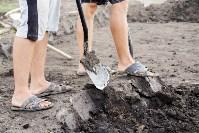 Раскопки на берегу Упы, Фото: 7