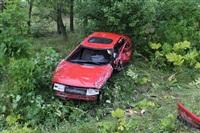 ДТП на трассе «Крым», «десятка» и Mazda. 25 июля 2013, Фото: 1
