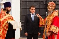 Вручение медали Груздеву митрополитом. 28.07.2015, Фото: 63