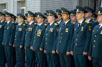 Молодые сотрудники Главного управления МЧС России по Тульской области торжественно приняли присягу, Фото: 7