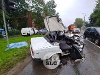 В жутком ДТП на ул. Кутузова в Туле погиб подросток, Фото: 2