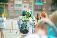 В Туле прошел фестиваль красок и летнего настроения, Фото: 55