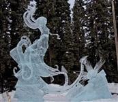 Ледяные скульптуры, Фото: 2