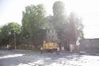 Упало дерево на провода на ул. Оборонной, Фото: 8