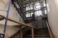 Реставрация в здании Дворянского собрания и Филармонии., Фото: 19