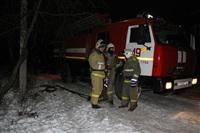 В Глушанках на пожаре погиб мужчина, Фото: 1